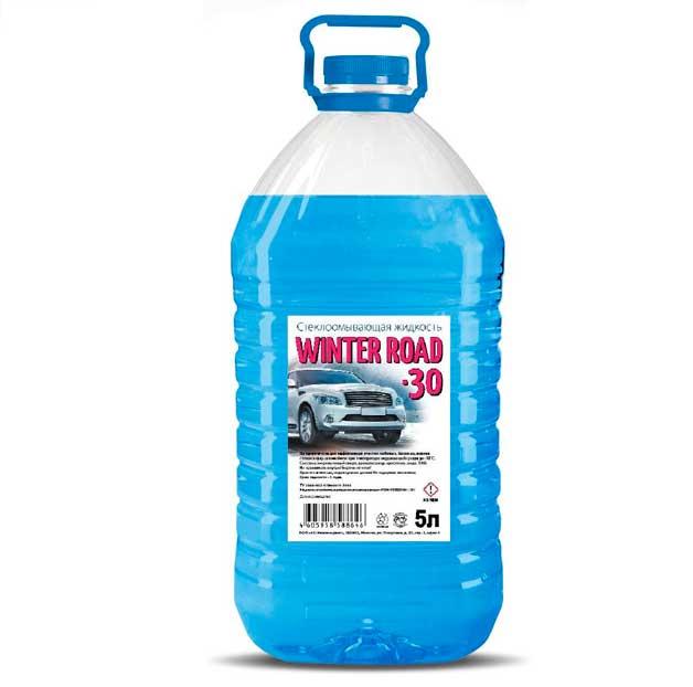 Как сделать жидкость для омывания стекла 87